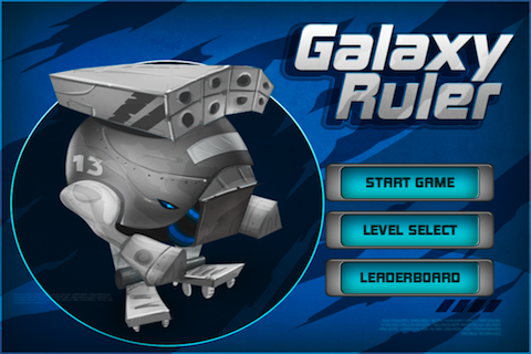 Screenshot Galaxy Ruler